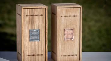 Le nostre nuove scatole in legno, la confezione perfetta